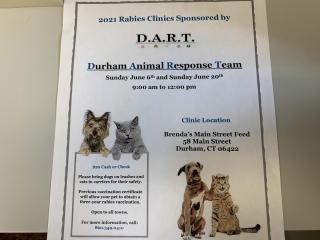 2021 Rabies Clinic
